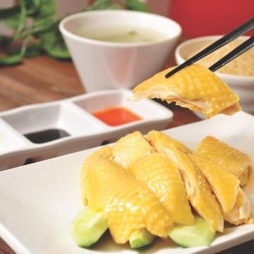 BUGIS@叻沙・海南雞飯 - 新加坡無骨海南雞飯