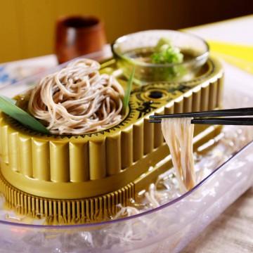 流水蕎麥麵 Running Noodles (Soba)-5