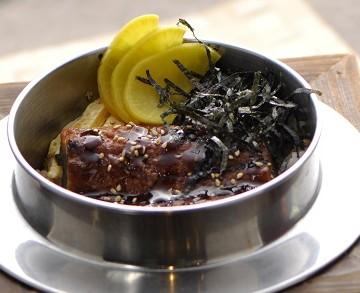 燒鰻魚二十鼓米釜飯 Grilled Eel Twenty Grain Kama Meshi_r2